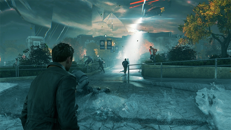 Remedy планировала сделать Alan Wake 2 гибридом игры и сериала