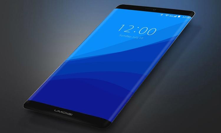 Следующий смартфон UMIDIGI получит 8 Гбайт ОЗУ и безрамочный дизайн