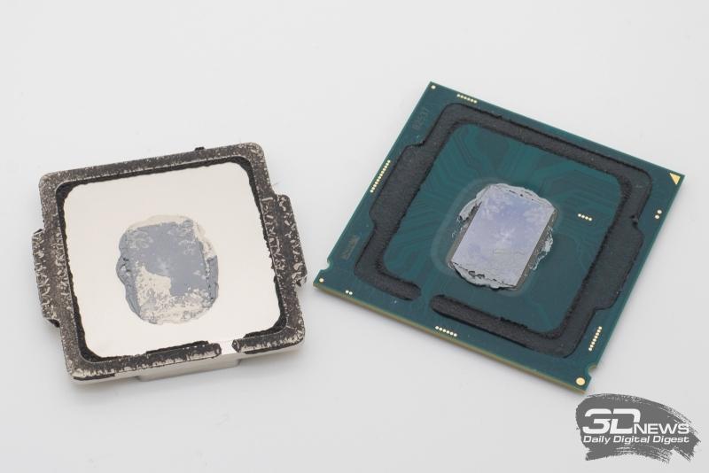 sm. DSF5955.800 - Процессоры Core i9 лишатся припоя под крышкой