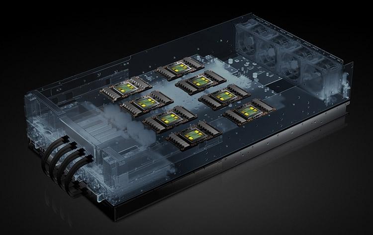 Эталонная платформа NVIDIA HGX