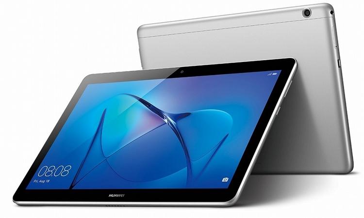 Планшеты Huawei MediaPad M3 Lite 10 и MediaPad T3 10