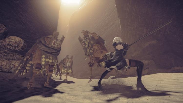 """Square Enix отгрузила более полутора миллионов копий NieR: Automata"""""""