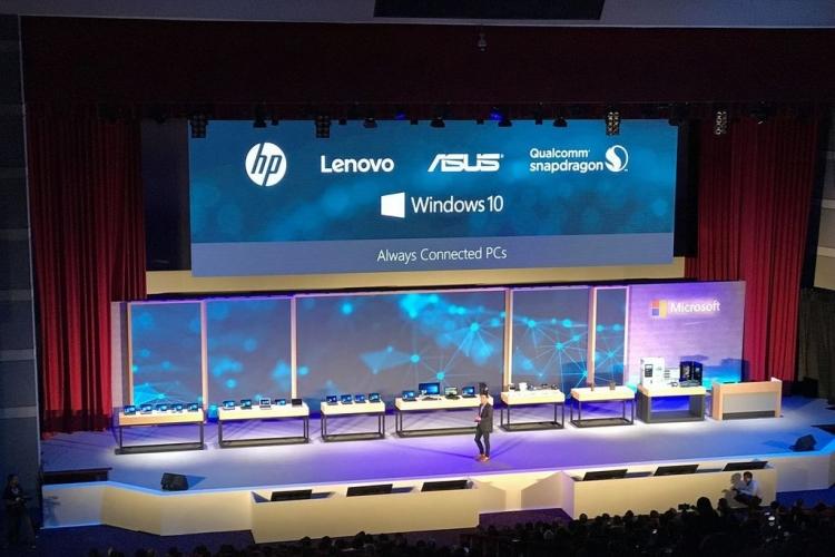 ASUS, HP и Lenovo будут выпускать ARM-компьютеры на Windows 10 - «Новости сети»