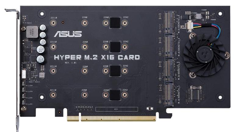 Платформа LGA2066 поддерживает RAID-массивы из двадцати NVMe SSD - «Новости сети»