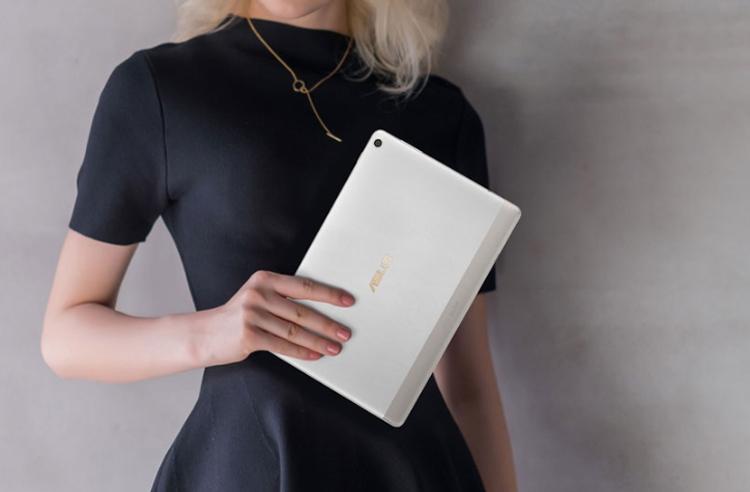 Дуэт новых планшетов ASUS ZenPad 10 на базе Android 7.0 Nougat