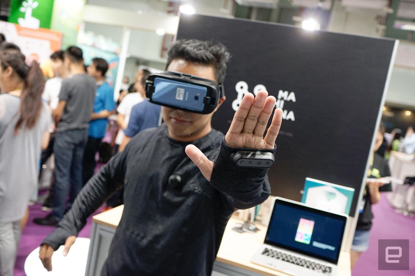Computex 2017: «умная» футболка OBE обеспечит новые VR-ощущения - «Новости сети»