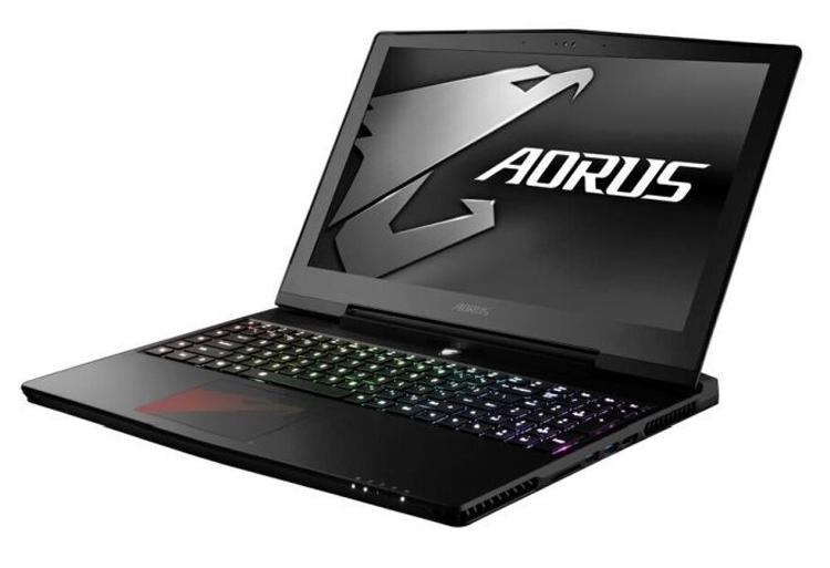 Геймерский ноутбук Gigabyte Aorus X5 MDполучил ультратонкий корпус