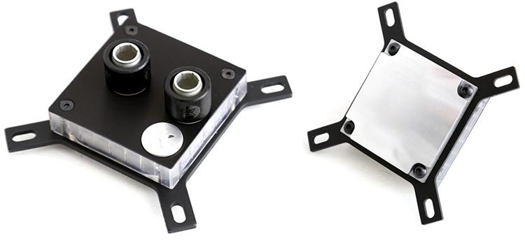 Fluid Gaming: первые в мире модульные алюминиевые СЖО
