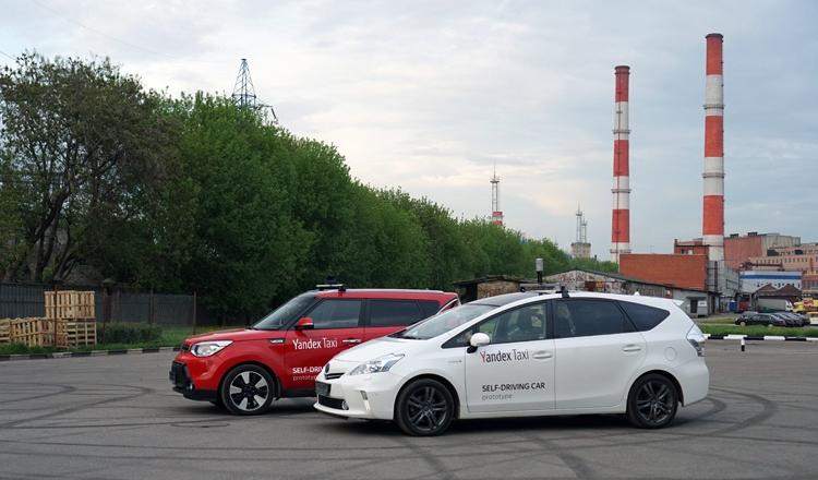 «Яндекс» продемонстрировал  навидео тесты беспилотного автомобиля