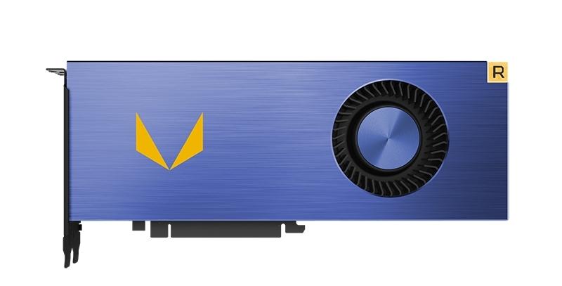 Видеокарта AMD Radeon Vega Frontier Edition c 16 Гбайт памяти HBM2