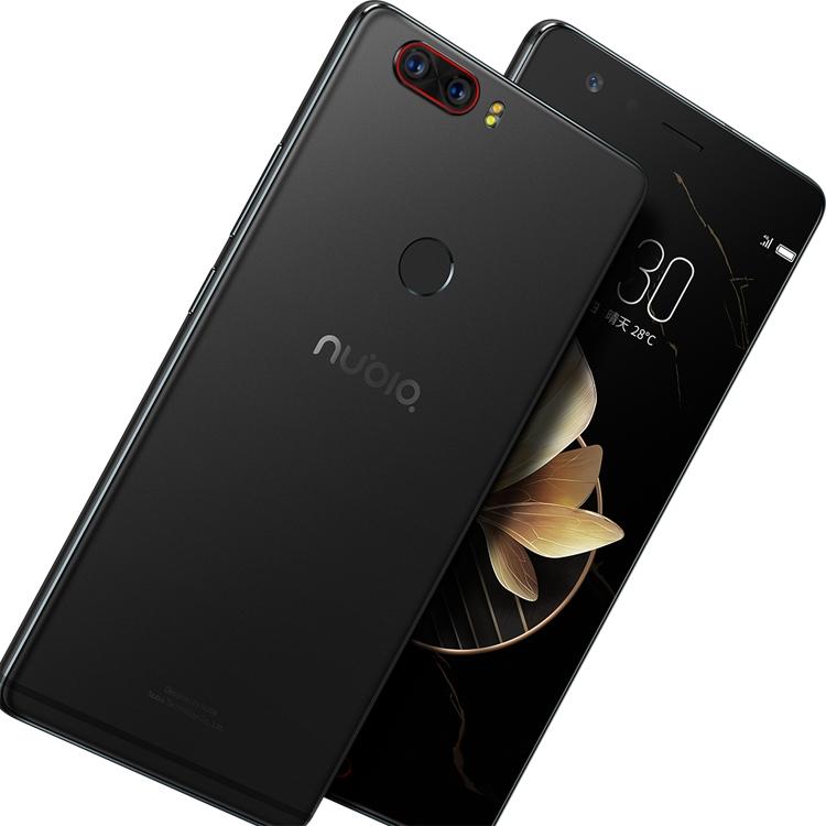 "Дебют смартфона ZTE Nubia Z17: процессор Snapdragon 835 и 8 Гбайт ОЗУ"""