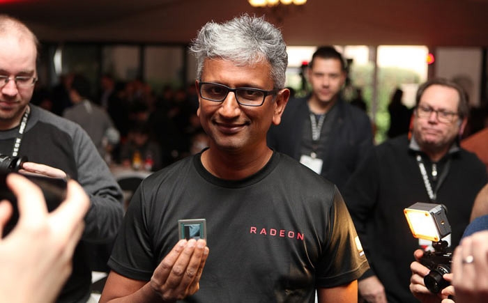 Раджа Кодури и графический процессор Vega