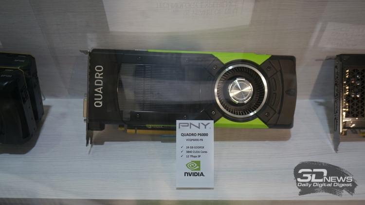 pny4 - Computex 2017: графические ускорители и SSD-накопители на стенде PNY
