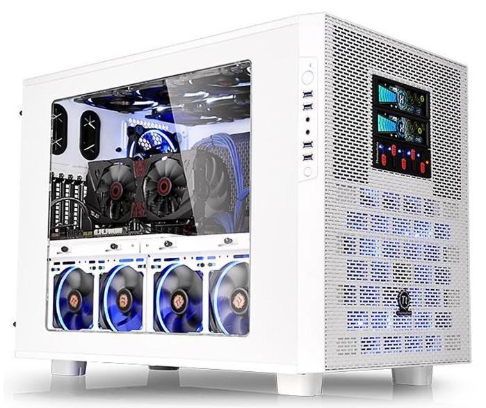 Core X9 Snow Edition с мультифункциональной панелью