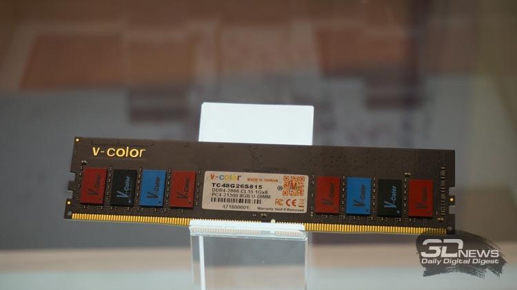 vc2 - Computex 2017: модули оперативной памяти и SSD-накопители V-Color