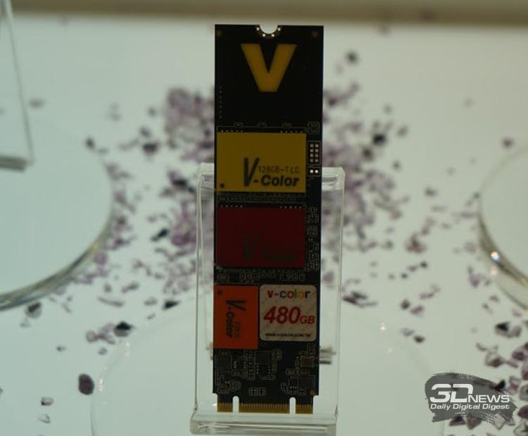 vc4 - Computex 2017: модули оперативной памяти и SSD-накопители V-Color