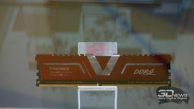 vc6 - Computex 2017: модули оперативной памяти и SSD-накопители V-Color
