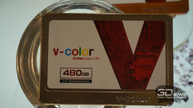 vc7 - Computex 2017: модули оперативной памяти и SSD-накопители V-Color