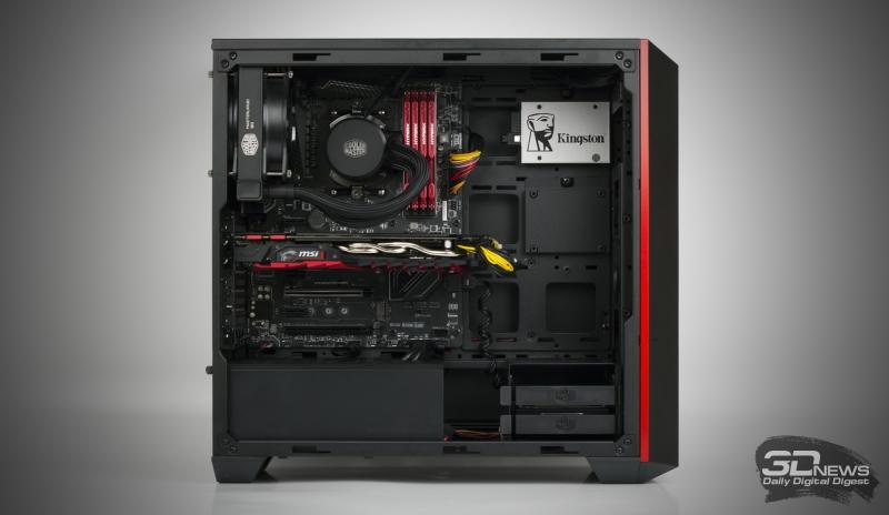 Компьютер месяца — июнь 2017