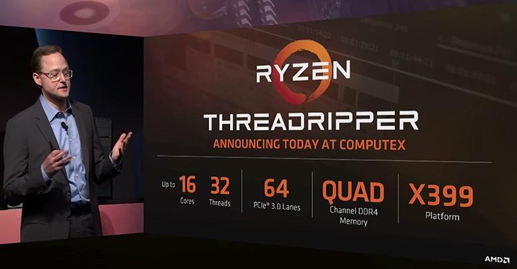 609 2 - Первые данные о ценах процессоров Ryzen Threadripper