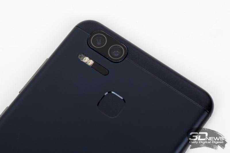 Модуль основной камеры ASUS Zenfone 3 Zoom