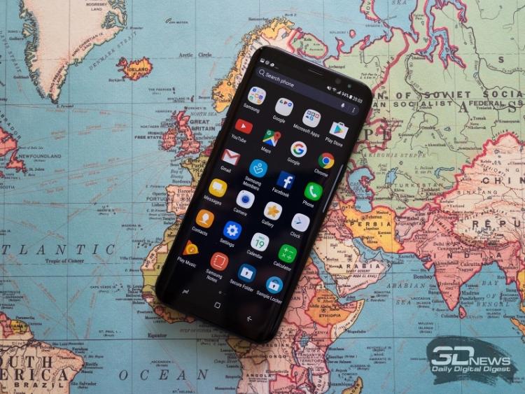 Apple забирает 83.4% всей прибыли нарынке телефонов