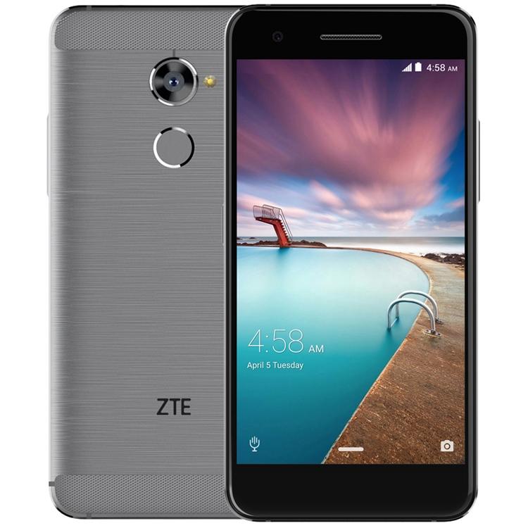 Смартфон ZTE V870 получил экран Full HD, чип Snapdragon 435 и 64 Гбайт памяти