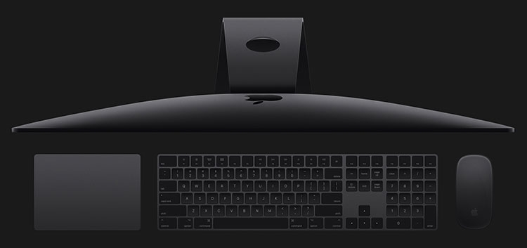 """Apple представила обновлённые iMac и рабочую станцию iMac Pro"""""""