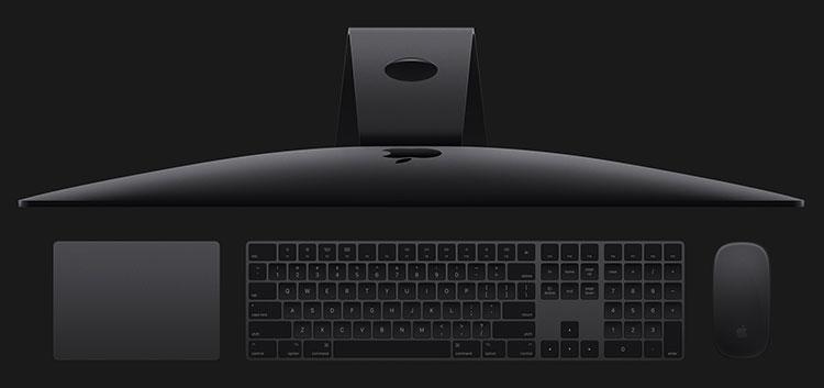 new 2017 imac pro accessories - Apple представила обновлённые iMac и рабочую станцию iMac Pro