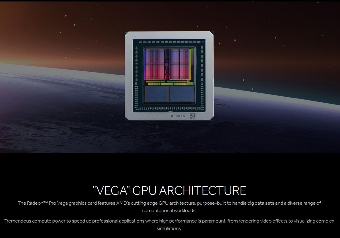 AMD обнародовала эскиз графического ядра Vega