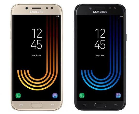 Самсунг официально анонсировала мобильные телефоны Galaxy J (2017)