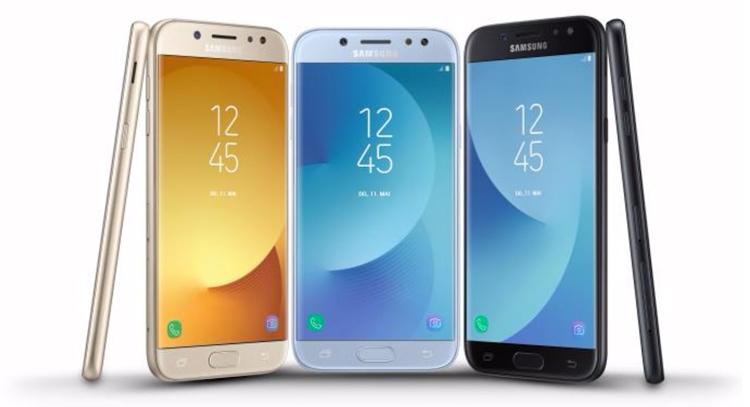 Компания Самсунг анонсировала выпуск новоиспеченной линейки телефонов Galaxy J