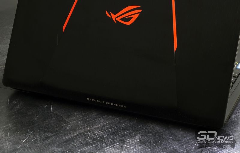 ASUS ROG Strix GL553VE