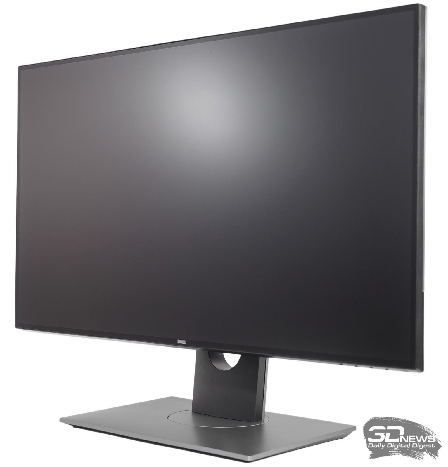 Новая статья: Обзор WQHD-монитора Dell U2717D: в тренде