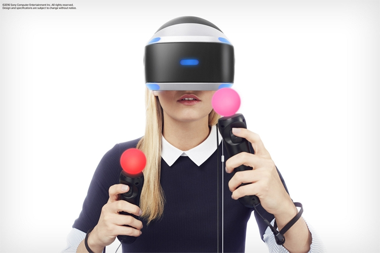 "Продажи Sony PlayStation VR ставят новый рекорд"""