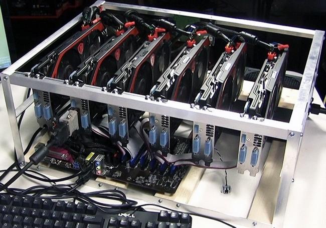 """NVIDIA, AMD и производители системных плат готовят продукты специально для энтузиастов криптовалют"""""""