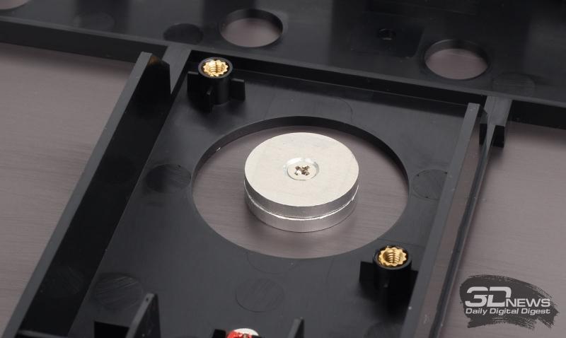 Элементы системы охлаждения центрального процессора
