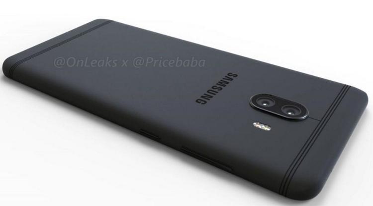 Смартфон Samsung Galaxy C10