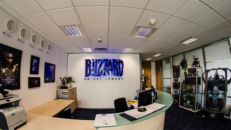 """Blizzard набирает сотрудников для неанонсированного шутера от первого лица"""""""