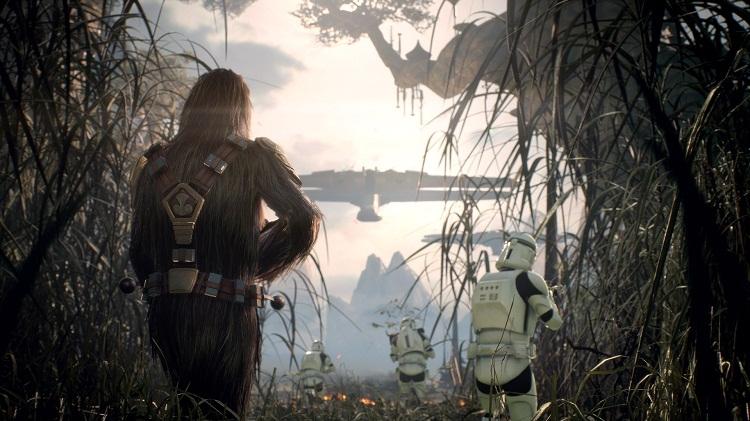 """E3 2017: все дополнения к Star Wars Battlefront II будут бесплатными"""""""