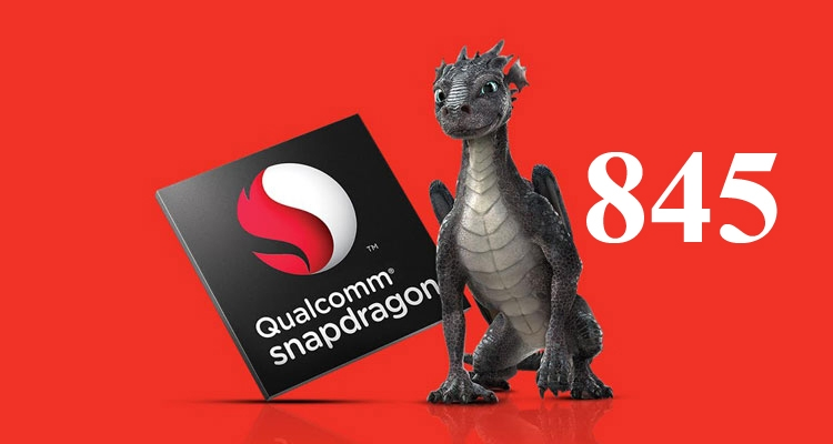 Процессор Qualcomm Snapdragon 845