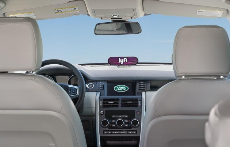 Jaguar Land Rover / Lyft