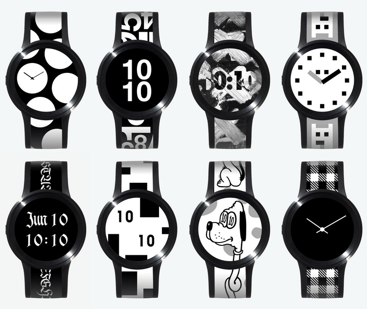Умные часы Sony FES Watch U