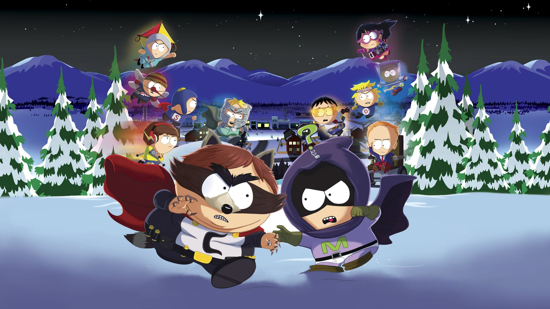 South Park: The Fractured but Whole - Gold Edition (Ubisoft) (RUS|ENG) [L]