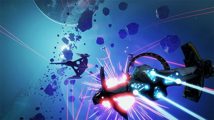 """E3 2017: в Starlink: Battle for Atlas от Ubisoft ваш космический корабль прикреплён к контроллеру"""""""