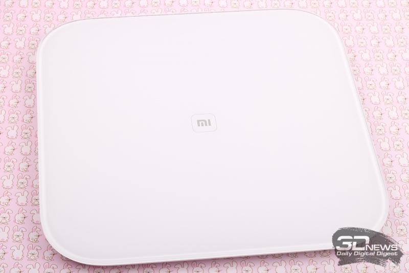 РРектронные весы Xiaomi Mi Smart Scale (XMTZC01HM)