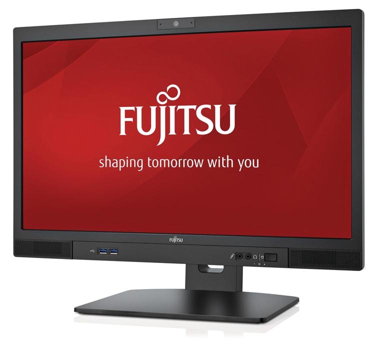 Моноблок Fujitsu Esprimo K557 оснащён 24-дюймовым дисплеем формата Full HD