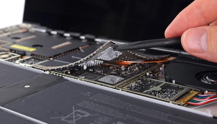 """Вскрытие Microsoft Surface Laptop: отремонтировать ноутбук невозможно"""""""