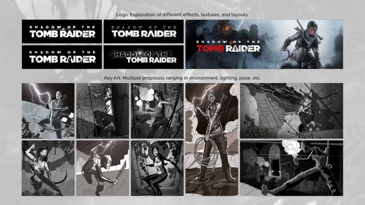"""В Сеть попали логотипы и арты Shadow of the Tomb Raider"""""""