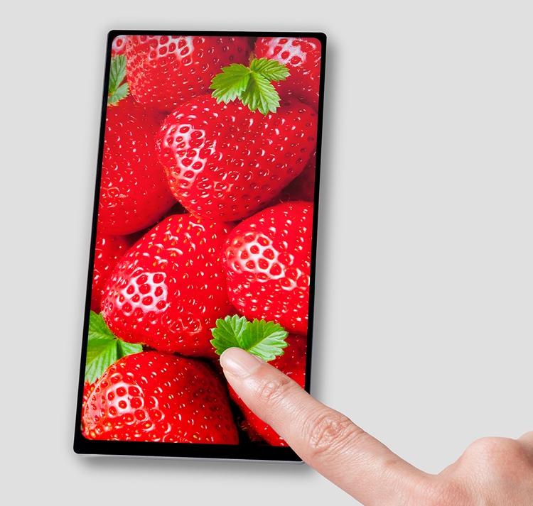 jdi1 - JDI начала выпуск дисплеев Full Active для полностью безрамочных смартфонов